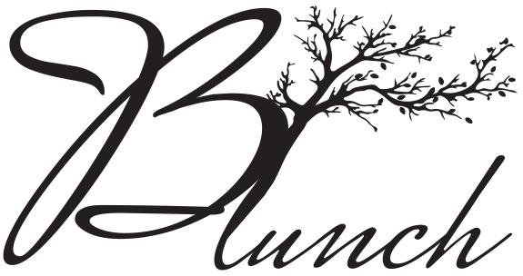 Blunch restoran logo